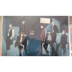 Bìa bao tập các nhóm nhạc Kpop