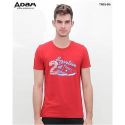 Áo T-Shirt TN01-Đỏ
