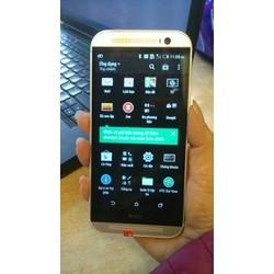 ĐT HTC M8 32G MÀU BẠC