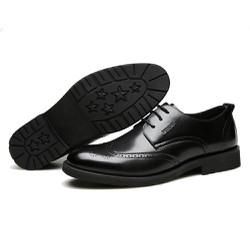 Giày da công sở nam hãng ECCO, hàng nhập khẩu nguyên hộp