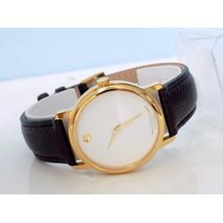 Đồng hồ dây da phong cách đơn giản pha chút cá tính DOVAMO800N02