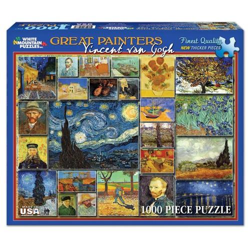 Tranh xếp hình | Tranh ghép hình Puzzle Great Painters Collection Vincent Van Gogh