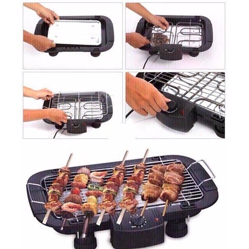 Bếp nướng điện không khói BBG