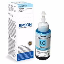 Mực in Epson T673500 Light Cyan dùng cho máy in Epson L800,L810,L805,.