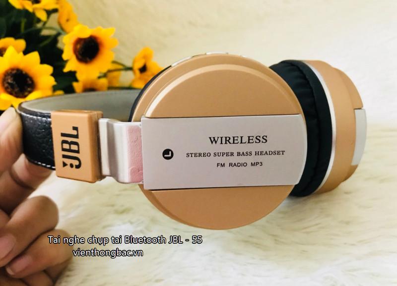 Tai Nghe Bluetooth Chụp Tai 55 Cực Hay 3