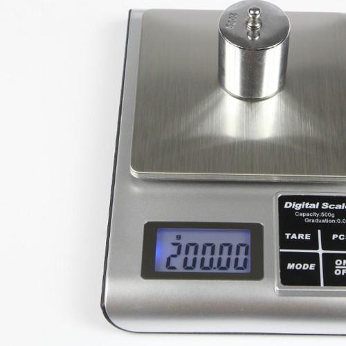 Cân điện tử mini 2002r 500g đến 0.01g
