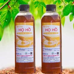 1 lít mật ong nguyên chất - mật ong hút phấn hoa cafe - Mật ong HỌ HỒ