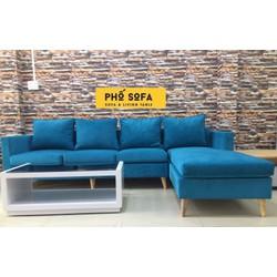 Bộ Salon phòng khách - Xưởng thiết kế sản xuất thương hiệu Phố Sofa 6