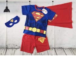 Bộ siêu nhân bé trai