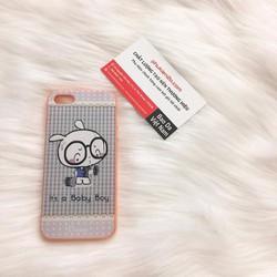 Ốp Lưng Iphone 5 5S Dirose Silicon