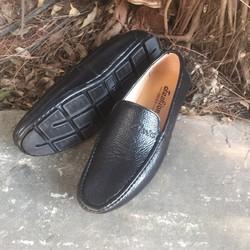 Giày Lười Clark da bò - xưởng đóng giày Hoàng Diệu