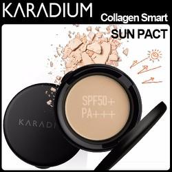 Phấn Karadium Collagen Smart Sun Pact SPF 50+ PA +++ Tone 23