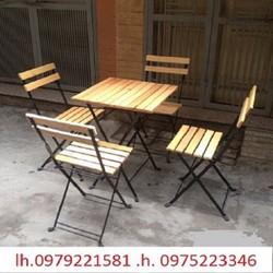 cty chuyên sản xuất bàn ghế nhà hàng cafe giá rẻ