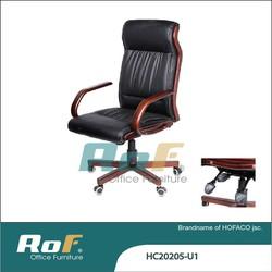 ghế văn phòng nhập khẩu rof hc205 đen
