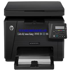 Máy in Laser màu đa chức năng HP Color LaserJet Pro M176n
