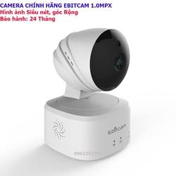 Camera ip EBITCAM E2 1.0MPX - Bảo hành 24 Tháng