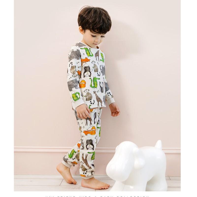 Bộ đồ hoạt hình cho bé - UniFriend - Đồ bộ cho bé 4