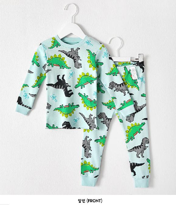 Bộ đồ khủng long cho bé - UniFriend - Quần áo trẻ em 5
