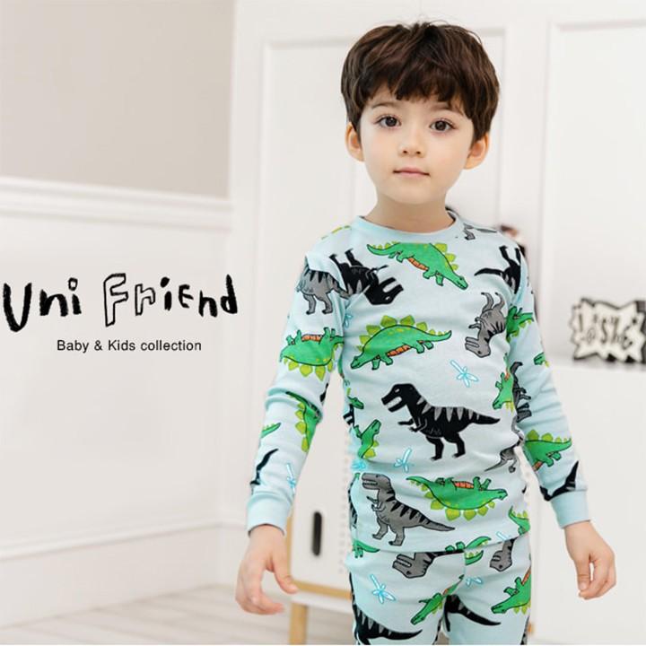 Bộ đồ khủng long cho bé - UniFriend - Quần áo trẻ em 4