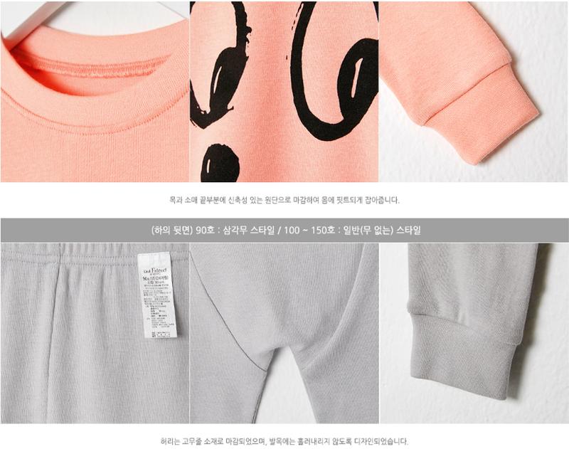 Bộ đồ xuất Hàn cho bé gái - Thương hiệu UniFriend 2