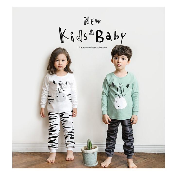 Bộ quần áo ngựa vằn cho bé - Cotton - Quần áo trẻ em 6