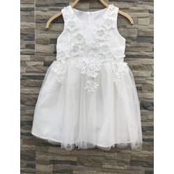 Đầm vole cực xinh cho bé