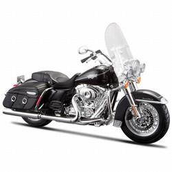 XE MÔ HÌNH 1:12 MOTO HARLEY 2013 FLHRC ROAD KING - CLASSIC - MAISTO