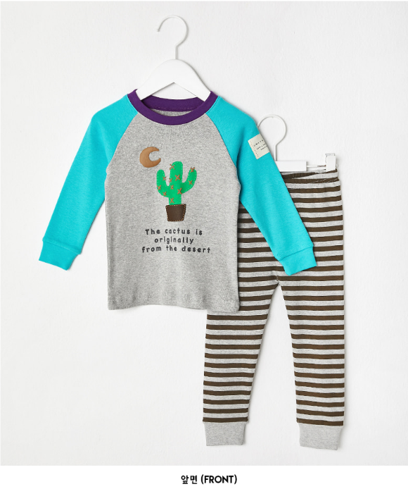 Quần áo bộ cho bé trai họa tiết sương rồng - quần áo thu đông cho bé 2