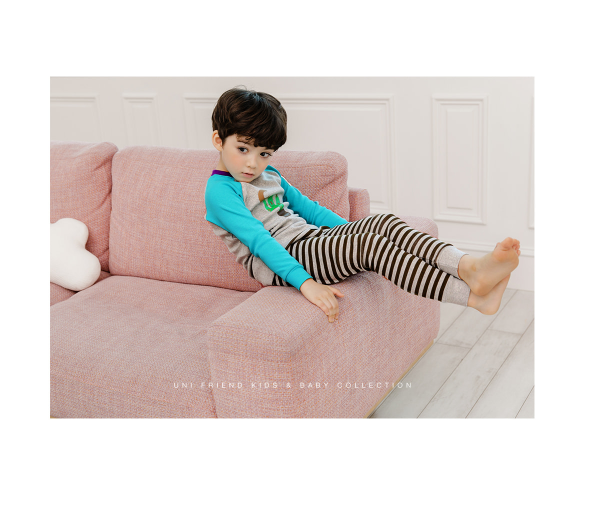 Quần áo bộ cho bé trai họa tiết sương rồng - quần áo thu đông cho bé 3