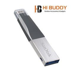 USB OTG SANDISK USB 3.0 máy tính và iPhone, iPad 16GB iXpand Mini IX40