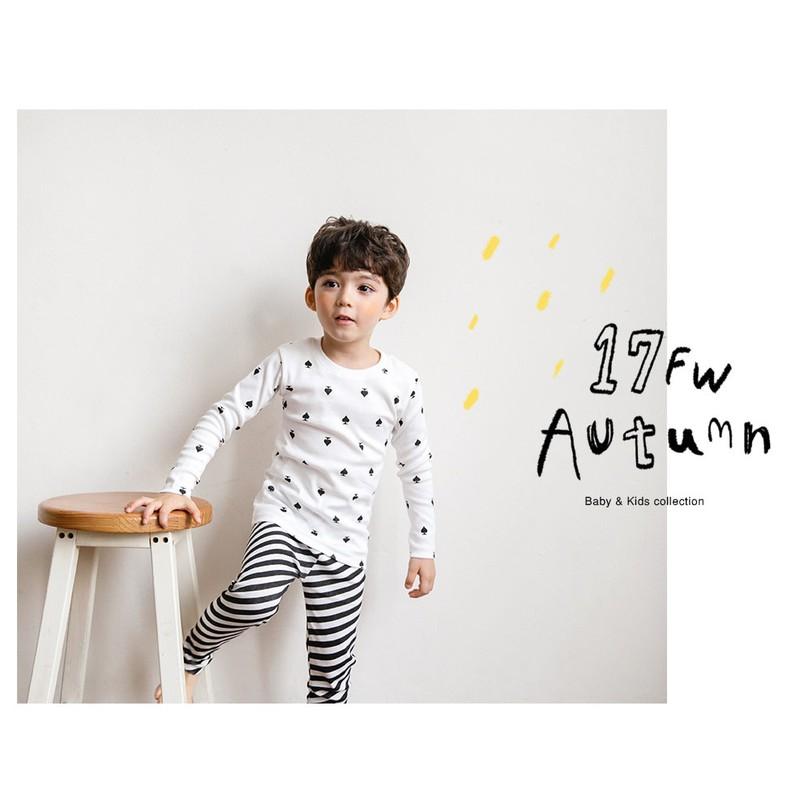 Set đồ cotton xuất Hàn cho bé trai - quần áo trẻ em 1