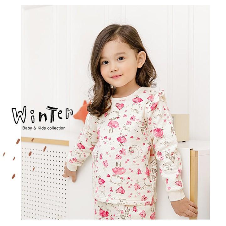 Set đồ đáng yêu cho bé gái - Đồ xuất Hàn - đồ bộ cho bé 2