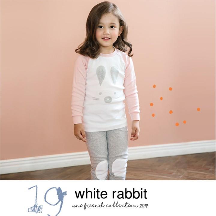 Set đồ xuất Hàn hình thỏ cho bé - quần áo bé gái 1-12 tuổi 6
