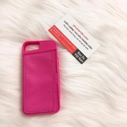 Ốp lưng Iphone 5 5S dẻo có chỗ để thẻ