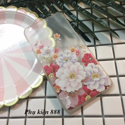 Ốp lưng Iphone 6 Plus nhựa cứng hình hoa đính đá - 4973852 , 8404749 , 15_8404749 , 69000 , Op-lung-Iphone-6-Plus-nhua-cung-hinh-hoa-dinh-da-15_8404749 , sendo.vn , Ốp lưng Iphone 6 Plus nhựa cứng hình hoa đính đá