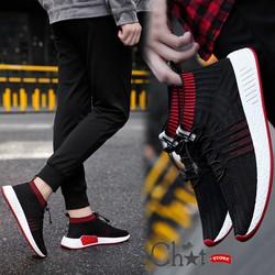 Giày Sneaker Nam NMD Cổ Trung Cực Chất