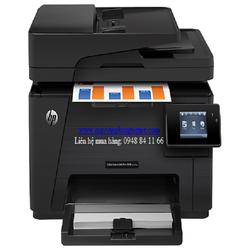 Máy in màu đa chức năng HP Laserjet Pro M177fw