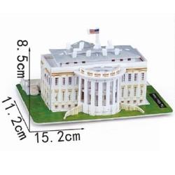 Bộ xếp hình 3D puzzle