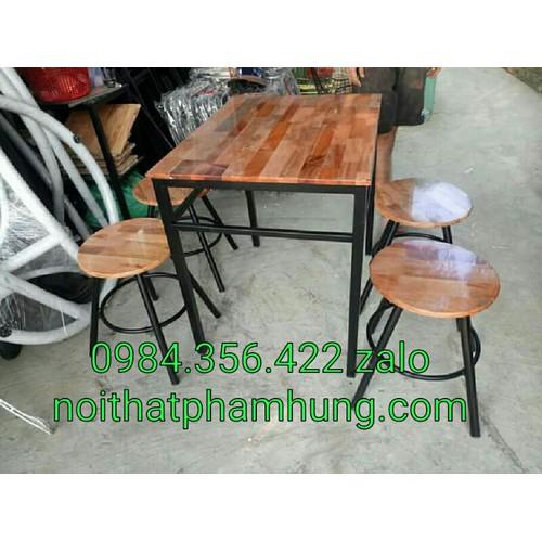 bộ bàn ghế quán ăn cao cấp giá rẻ - 5187443 , 8542562 , 15_8542562 , 1480000 , bo-ban-ghe-quan-an-cao-cap-gia-re-15_8542562 , sendo.vn , bộ bàn ghế quán ăn cao cấp giá rẻ