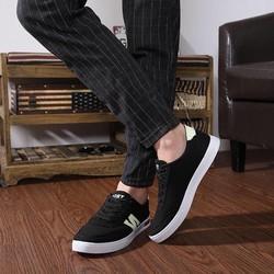 Giày thể thao Sneaker nam cá tính V.4  Đen