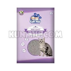 Cát vệ sinh Kún Miu hương hoa nhài 8L x4 túi