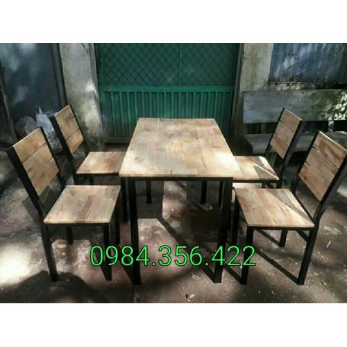 bộ bàn ghế quán ăn cao cấp giá rẻ - 5187445 , 8542574 , 15_8542574 , 1580000 , bo-ban-ghe-quan-an-cao-cap-gia-re-15_8542574 , sendo.vn , bộ bàn ghế quán ăn cao cấp giá rẻ