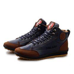 Giày bốt nam thời trang thu đông 2017, hàng nhập khẩu - Mã số SH1714