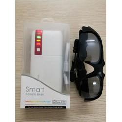Mắt Kính Tai Nghe Bluetooth Tặng Pin sạc dự phòng