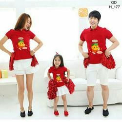 Áo thun gia đình rẻ đẹp 135k 1 cái