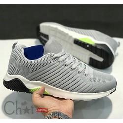 Giày Sneaker Nam Cổ Thấp Năng Động