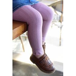Combo 4 đôi quần tất không bàn nhún cho bé