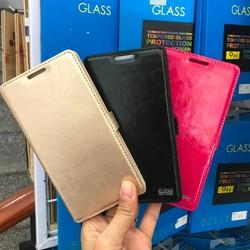 Bao da Samsung Galaxy Note 4 hiệu D.Ray chính hãng