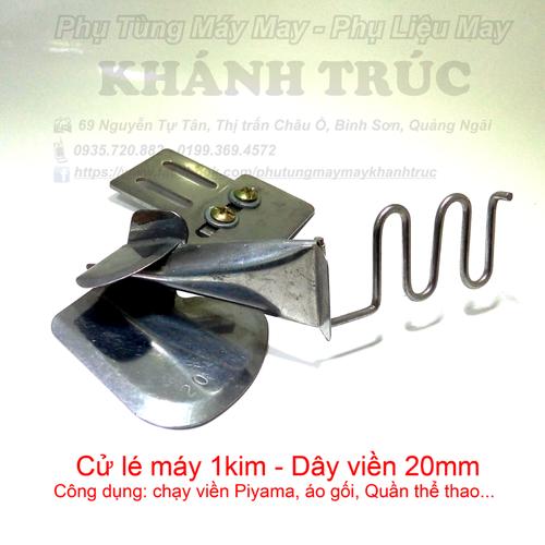 Cử lé 1kim dây viền 20mm  cho máy may công nghiệp 1KIM - 10560272 , 8422696 , 15_8422696 , 59000 , Cu-le-1kim-day-vien-20mm-cho-may-may-cong-nghiep-1KIM-15_8422696 , sendo.vn , Cử lé 1kim dây viền 20mm  cho máy may công nghiệp 1KIM