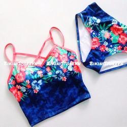 Shop Bikini Store - Đồ bơi 2 mảnh yếm  thiết kế TK27